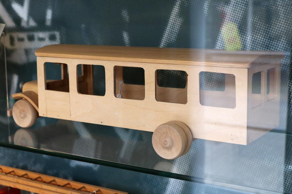 Klassischer Bus | © Andres Lehmann / zusammengebaut.com
