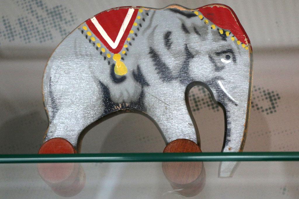 Ein Elefant kommt ins Rollen! | © Andres Lehmann / zusammengebaut.com