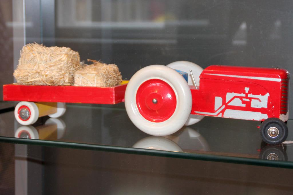 Traktor mit Anhänger | © Christian Baier / zusammengebaut.com