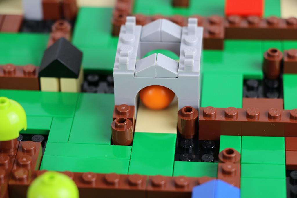 Lego Ideas Castle Maze | © Andres Lehmann / zusammengebaut.com
