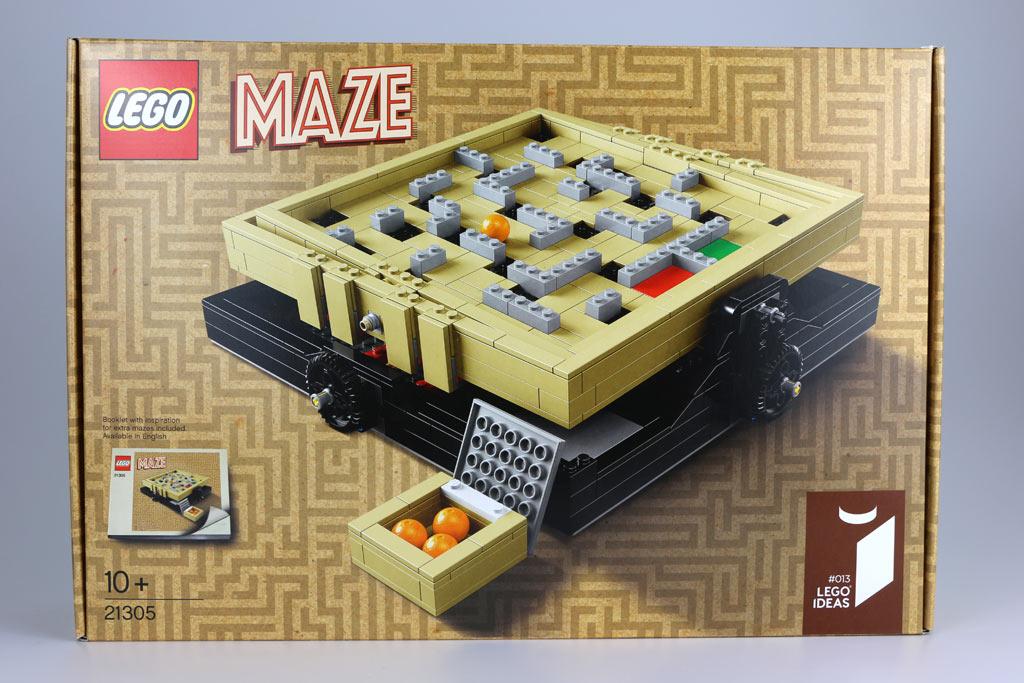 2 in 1 set: Lego Ideas Maze | © Andres Lehmann / zusammengebaut.com