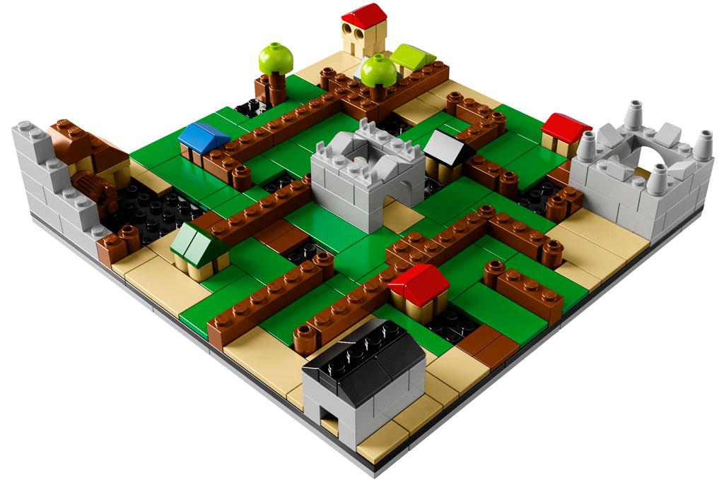 Einmal durch den Schlosspark | © LEGO Group
