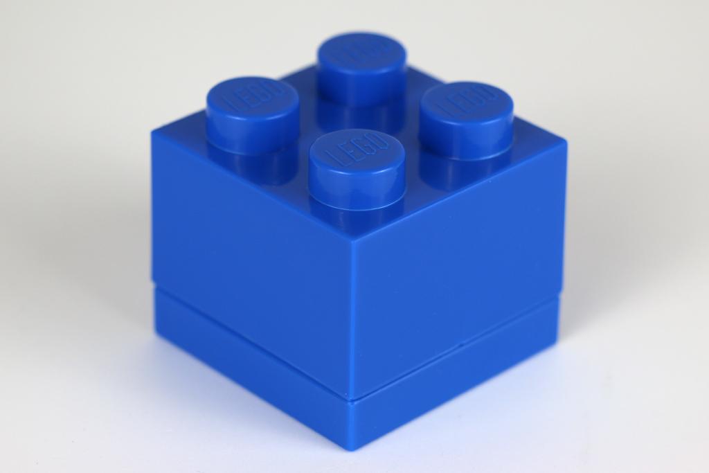 Auch kleine Aufbewahrungsboxen als Lizenzprodukte sind erhältlich. | © Andres Lehmann / zusammengebaut.com