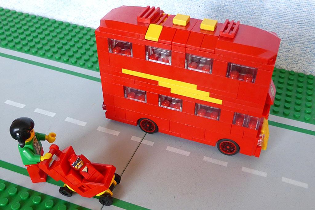 Inspiriert durch den London Bus   © Andreas Wilke