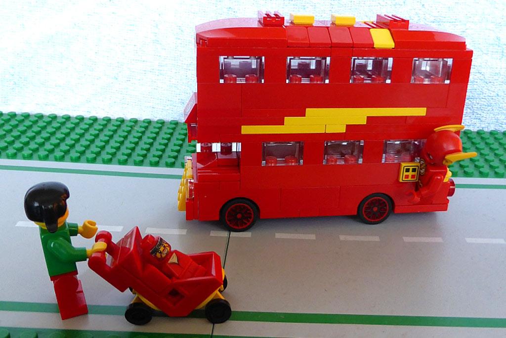 Ob wir den Bus noch kriegen?   © Andreas Wilke