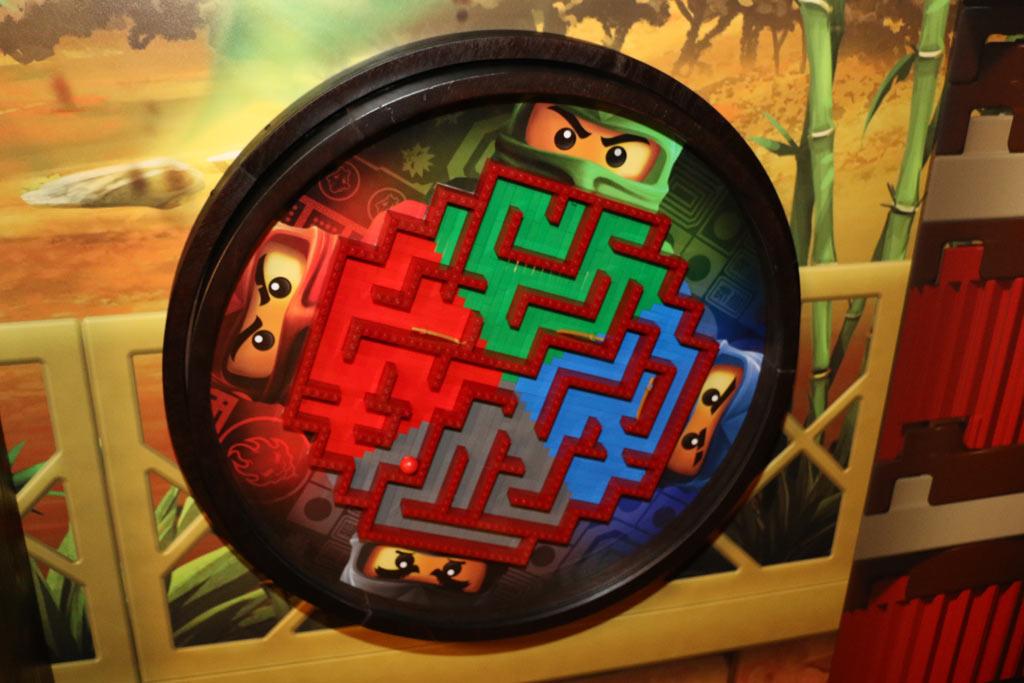 Ninja-Labyrinth | © Andres Lehmann / zusammengebaut.com