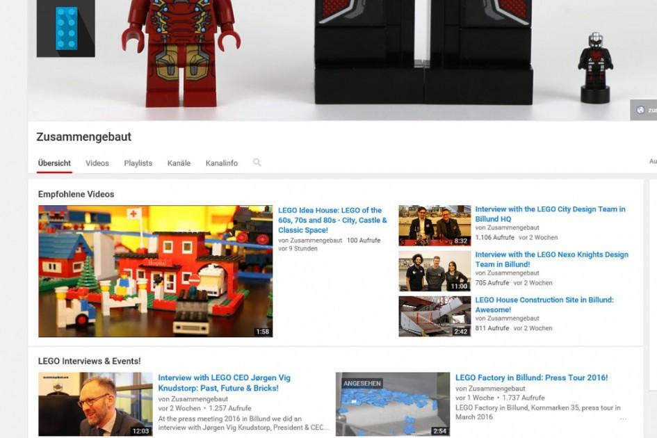 Miniatur-Helikopter | © Zusammengebaut/  YouTube Screenshot