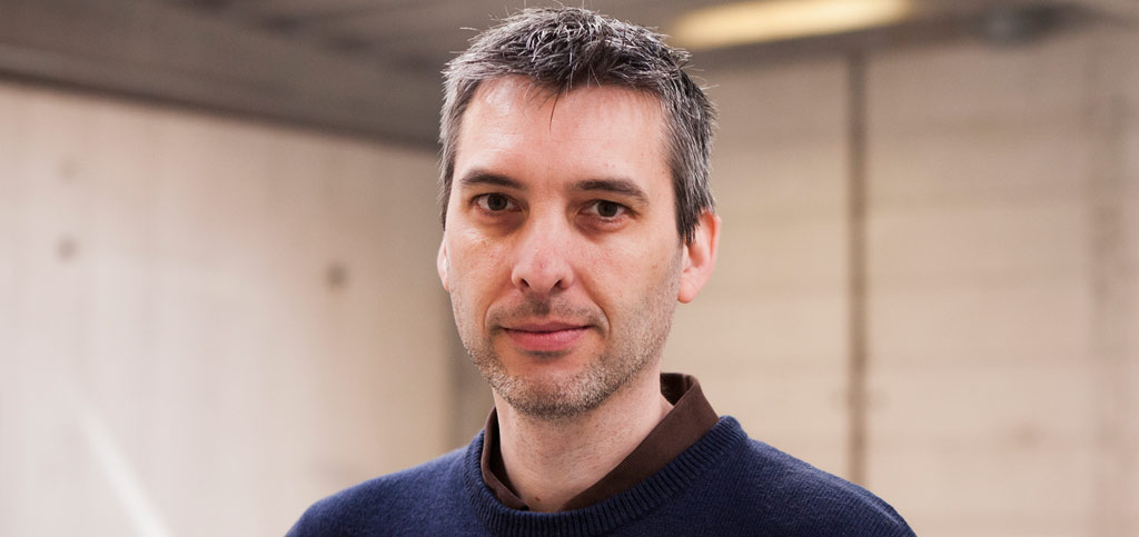 Andrew Woodmann ist Senior Design Manager bei LEGO Technic   © LEGO Group
