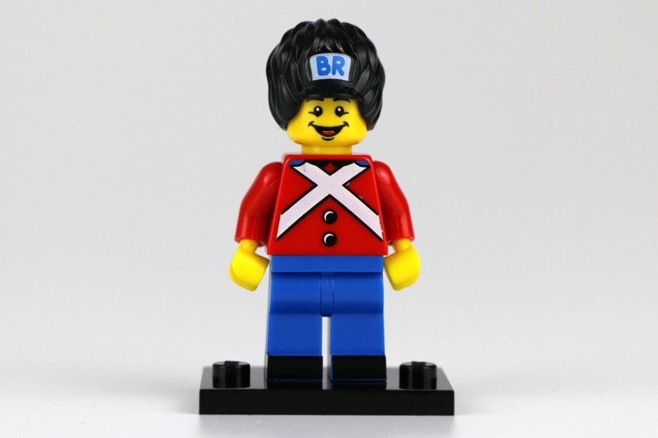 Lego Minifigur: BR-Männchen | © Andres Lehmann / zusammengebaut.com