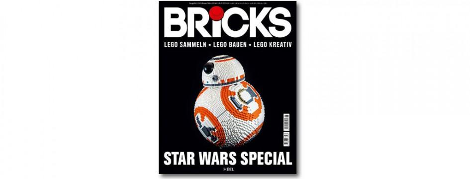 Bricks – Star Wars Special | © Heel Verlag