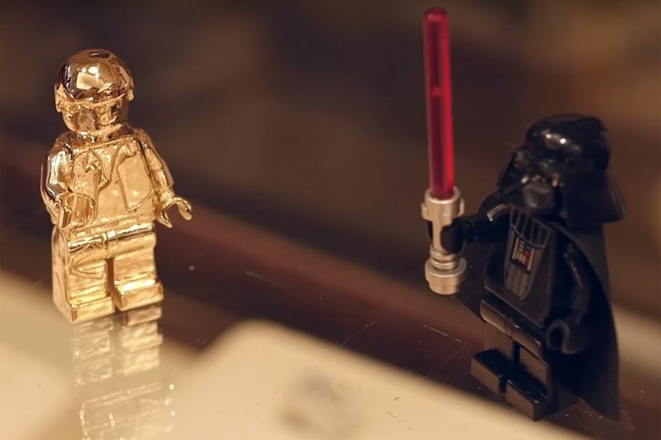 Han Solo... veredelt! | © JerryRigEverything / YouTube Screenshot