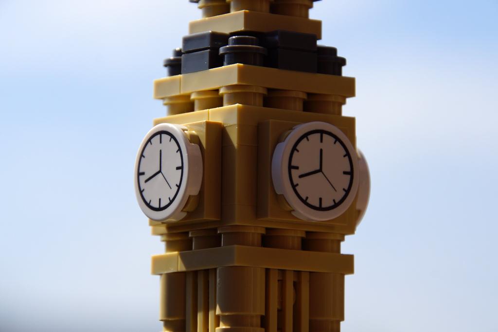 Hat die Stunde für einen neuen Lego Big Ben geschlagen? | © Andres Lehmann / zusammengebaut.com