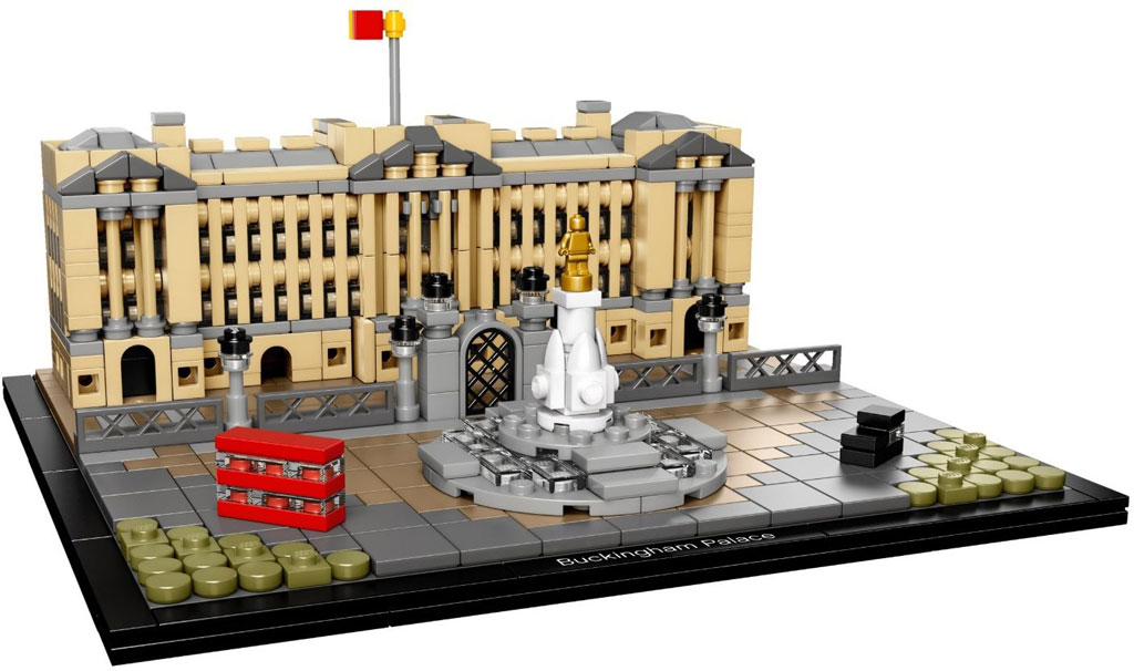 Lego Archticture Buckingham Palace (21029) | © LEGO Group