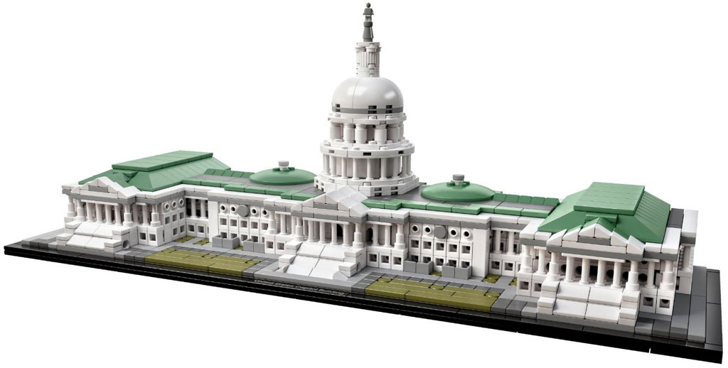 Lego Architecture United States Capitol Building (21030) | © LEGO Group