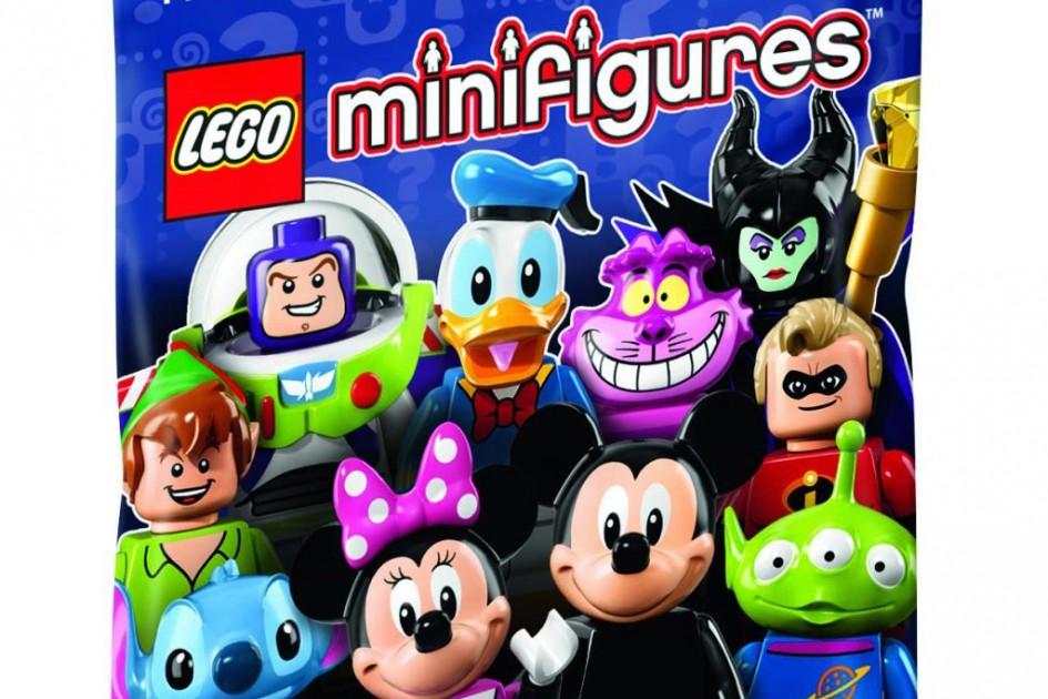 Lego Disney Minifiguren | © LEGO Group