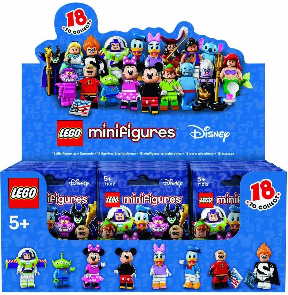 Prallgefüllte Box | © LEGO Group