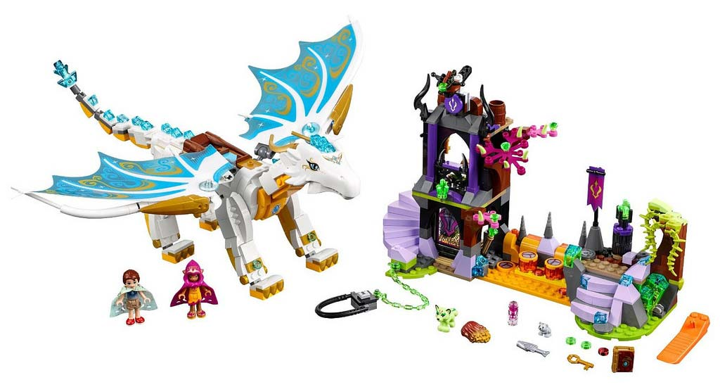 Queen Dragon's Rescue (41179) | © LEGO Group