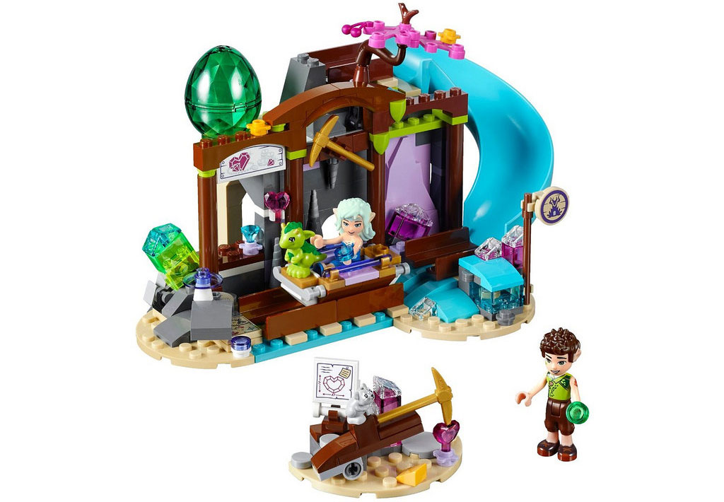 The Precious Crystal Mine (41177) | © LEGO Group