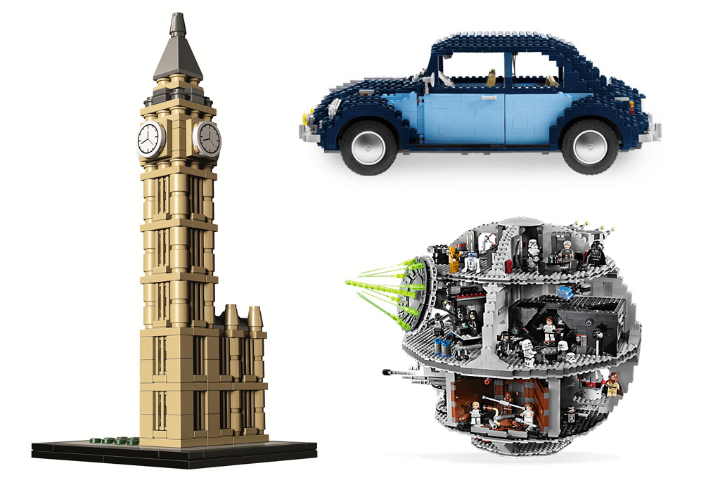 lego vw k fer todesstern und big ben bald exklusive sets. Black Bedroom Furniture Sets. Home Design Ideas