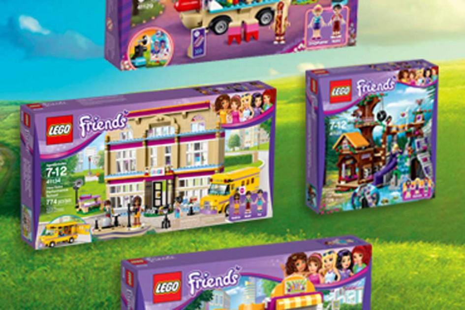"Lego Friends ""Heartlake Performance School"" (41134)   © LEGO Group / ReBrick"