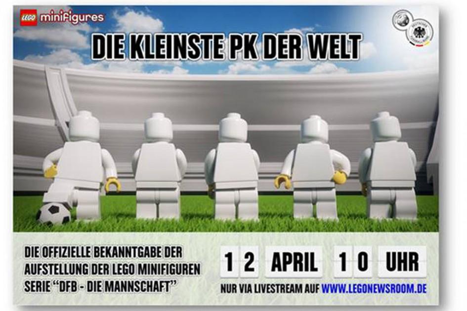 DFB - Die Mannschaft   © LEGO GmbH