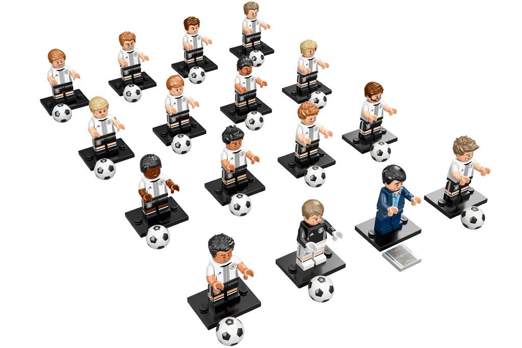 Die Mannschaft | © LEGO GmbH