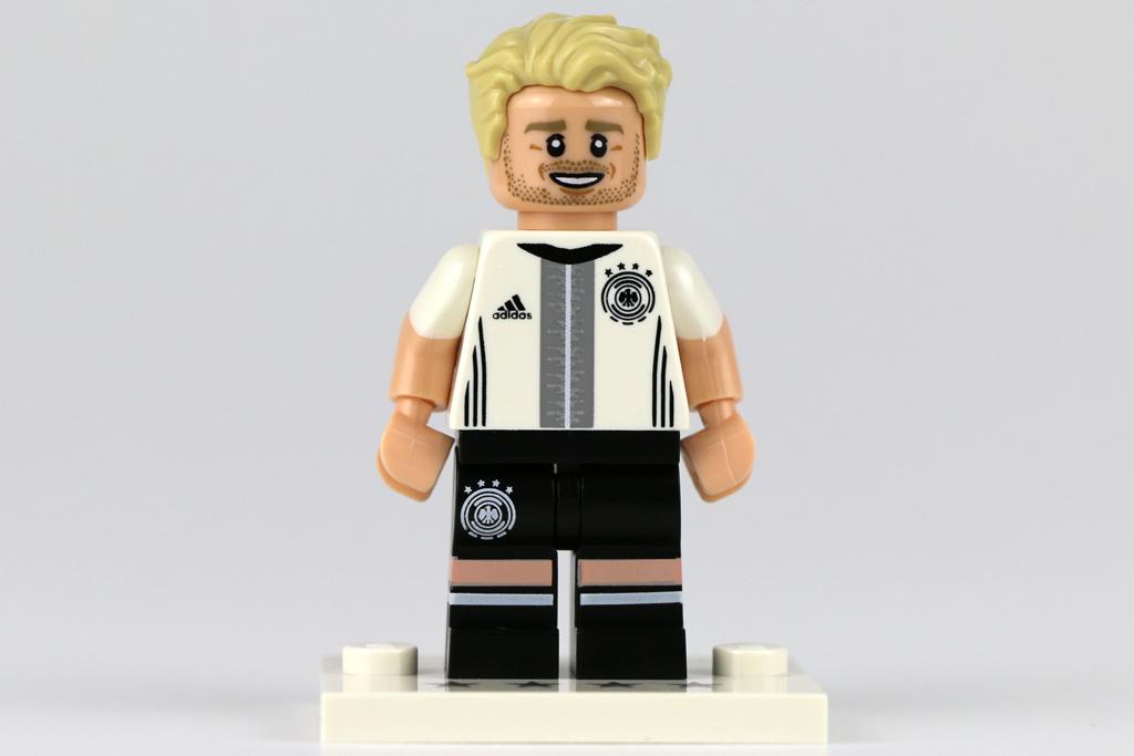 Lego Minifigur und Fußball-Weltmeister: André Schürrle | © Andres Lehmann / zusammengebaut.com