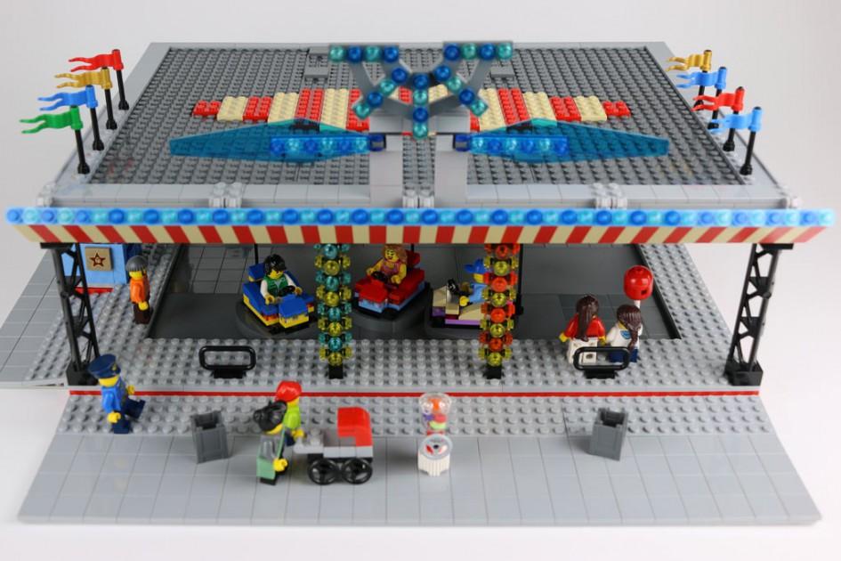 Autoscooter für den Festplatz | © Andres Lehmann / zusammengebaut.com