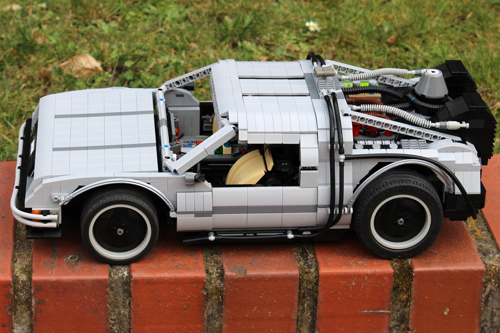 DeLorean in voller Pracht | © Andre Berghain