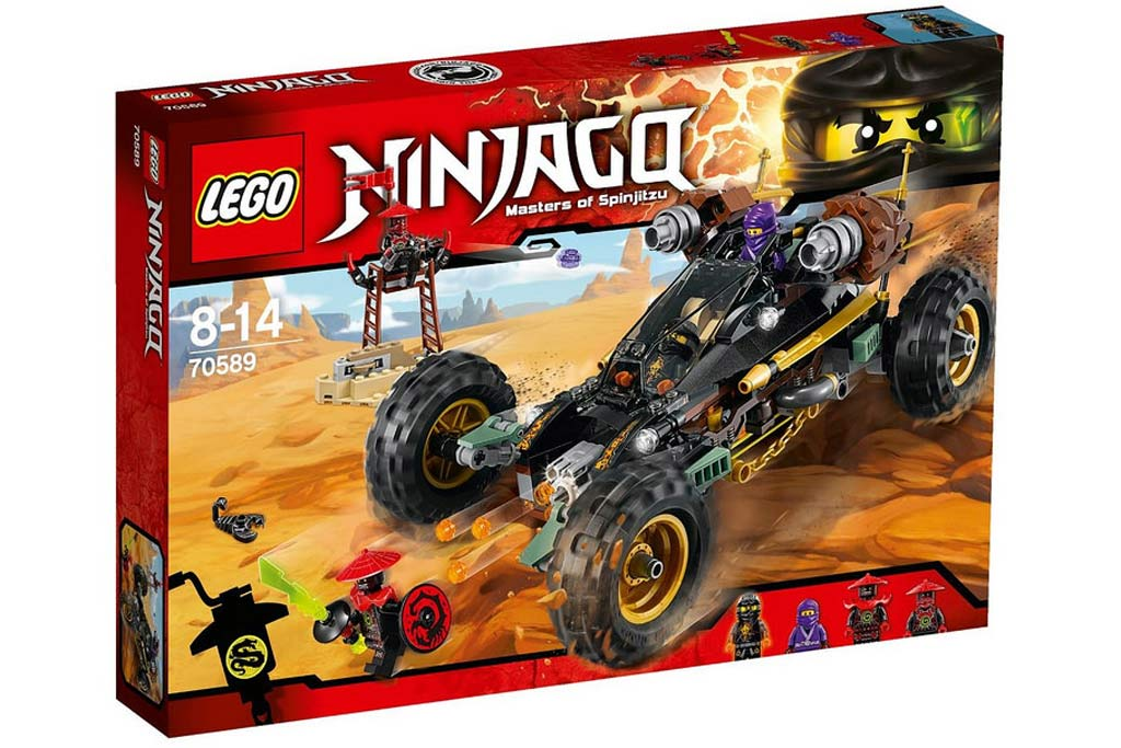 Lego Ninjago Rock Roader (70589)  | © LEGO Group