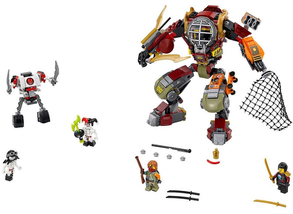Lego Ninjago Salvage M.E.C. (70592)  | © LEGO Group