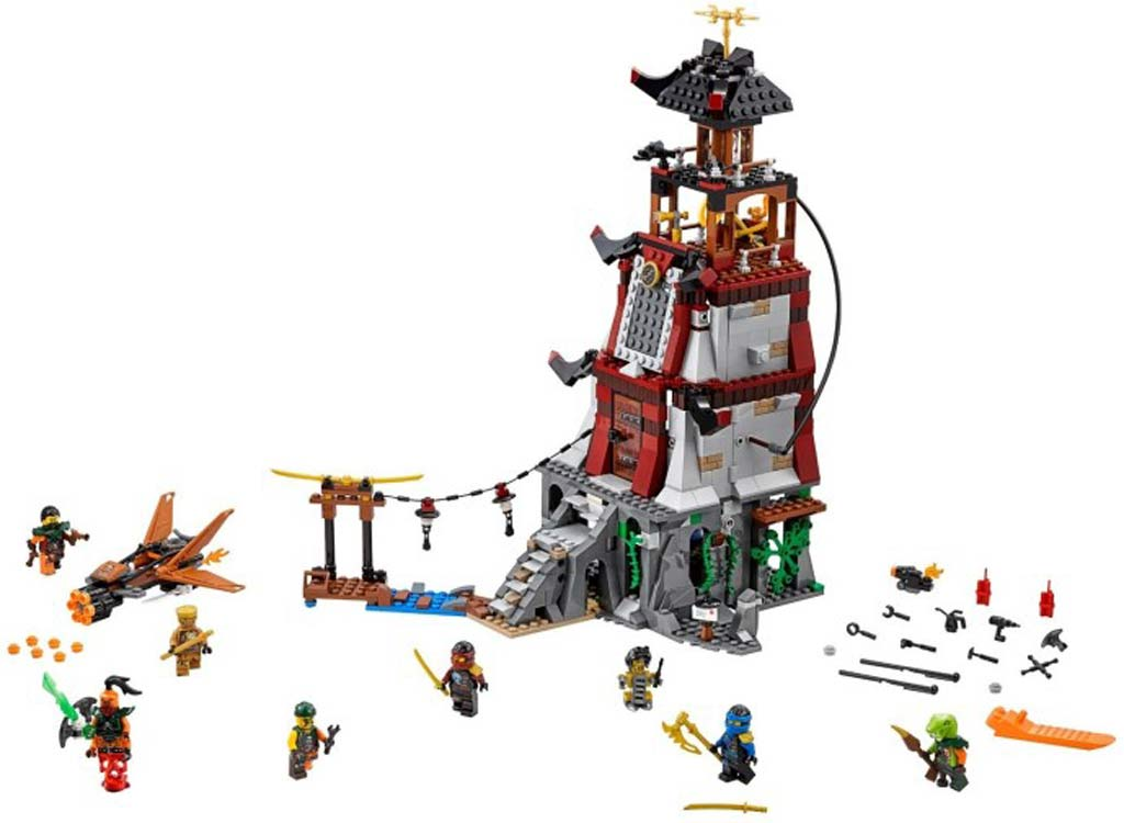 Lego Ninjago The Lighthouse Siege (70594) | © LEGO Group