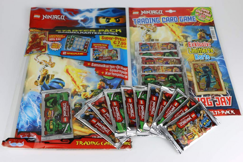 Lego Ninjago Trading Card Game | © Andres Lehmann / zusammengebaut.com