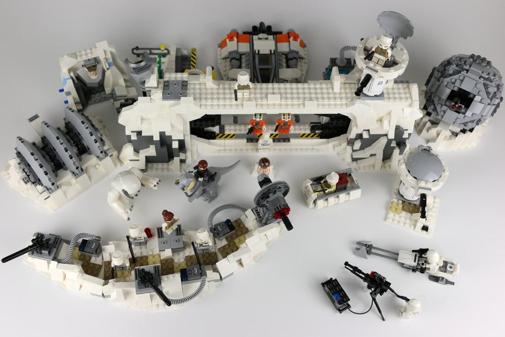 Auf Hoth ist die Hölle los!   © Andres Lehmann / zusammengebaut.com