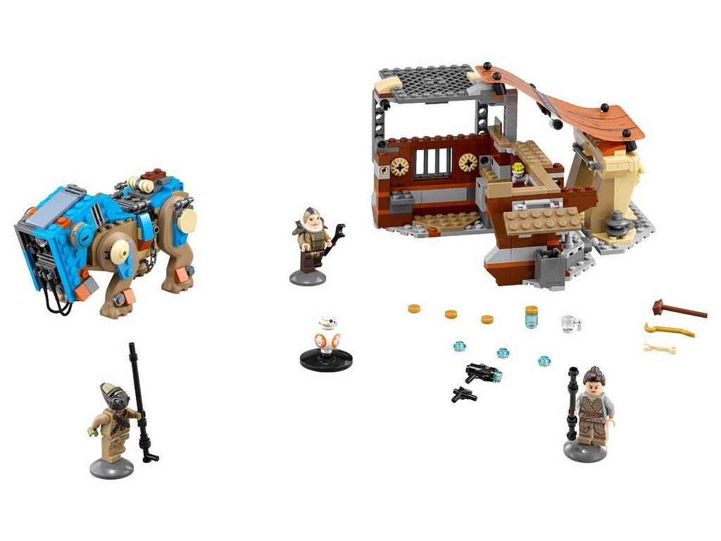 Lego Star Wars Encounter on Jakku (75148) | © LEGO Group