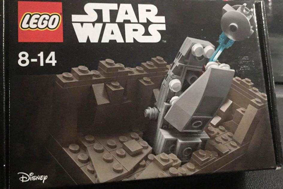 Lego Star Wars Escape the Space Slub | © Claus-Marc Hahn