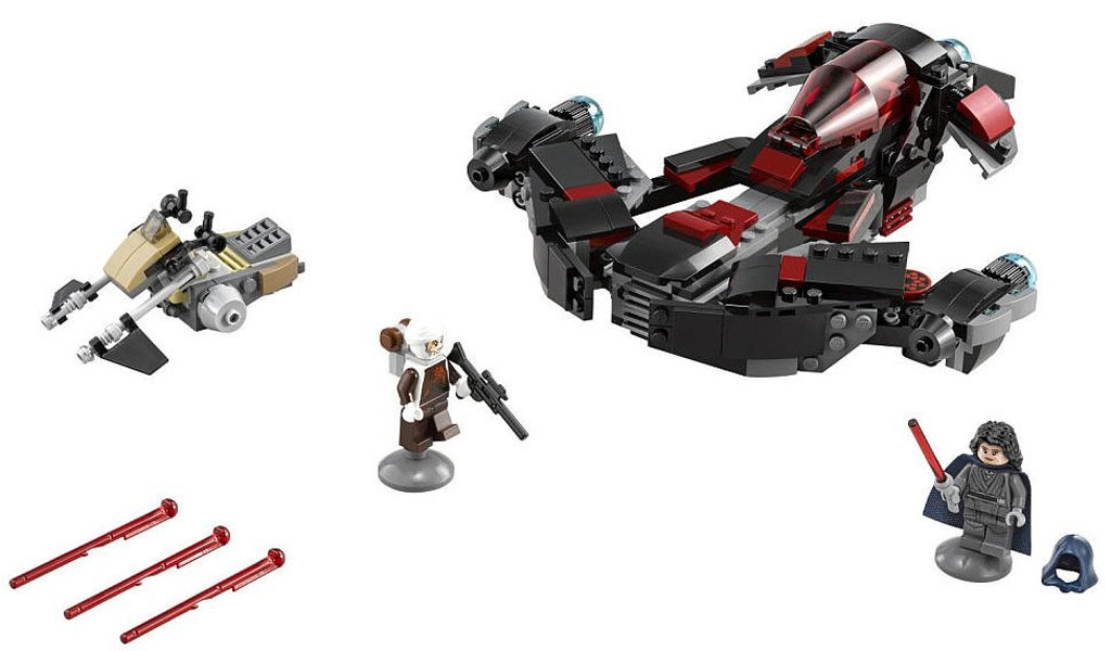 Lego Star Wars Eclipse Fighter (75145) | © LEGO Group