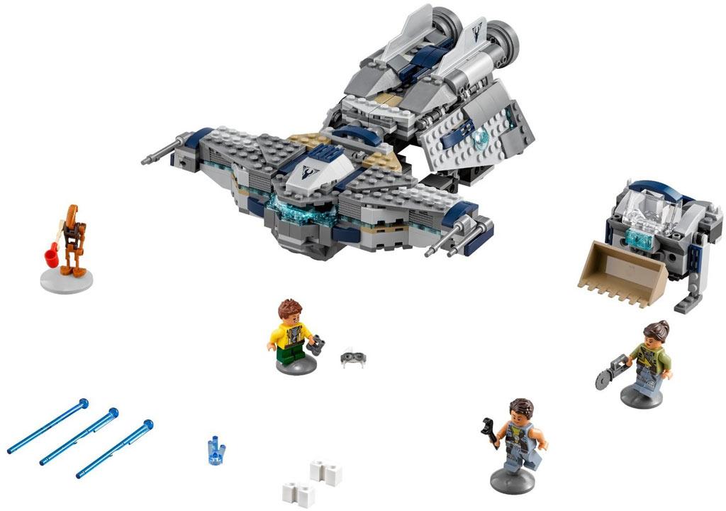 Lego Star Wars Star Scavenger (75147) | © LEGO Group