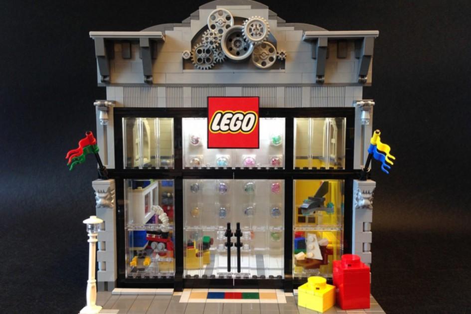 Lego Store: Hinein ins Vergnügen! | © kashaka