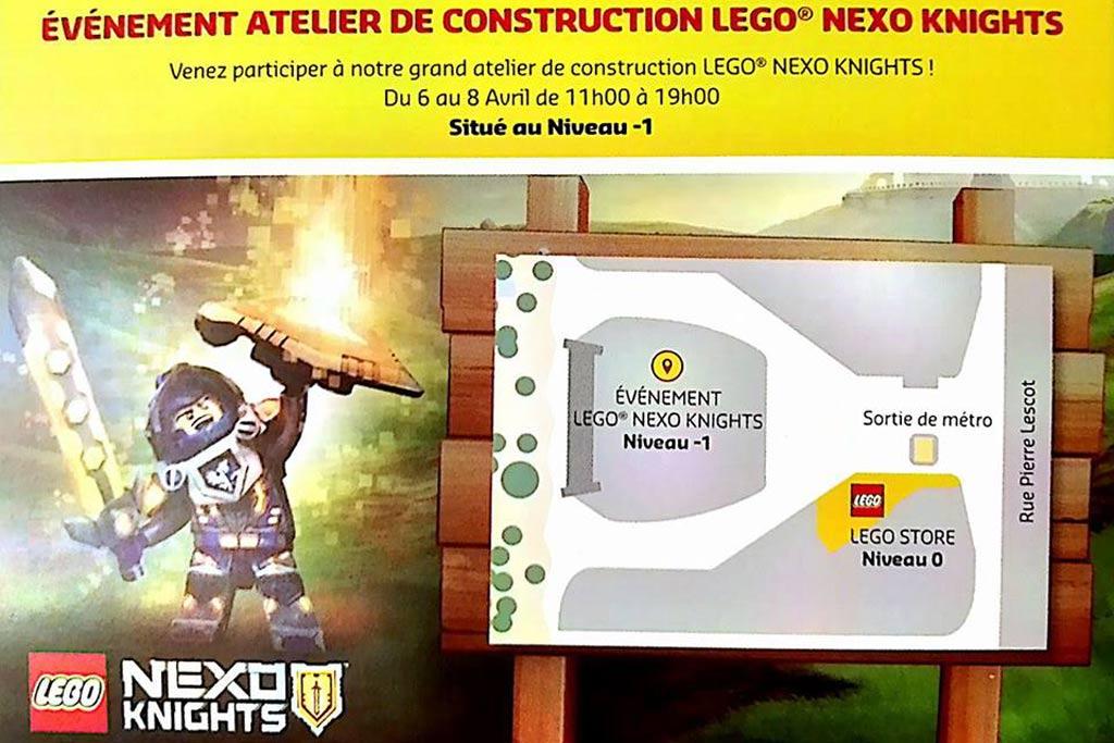 Lego Nexo Knights | © Christian Nadaud