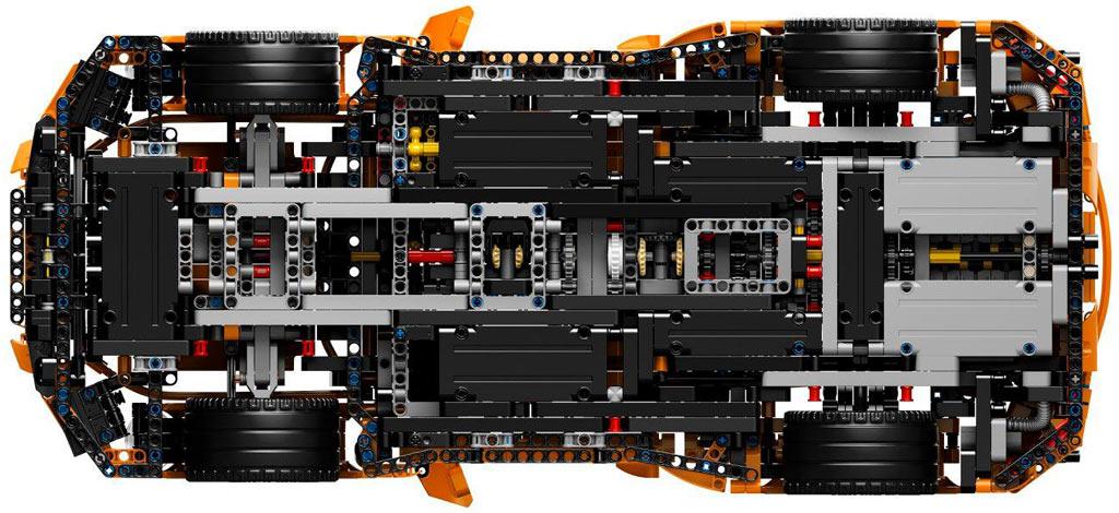 Da steckt Technic drin! | © LEGO Group