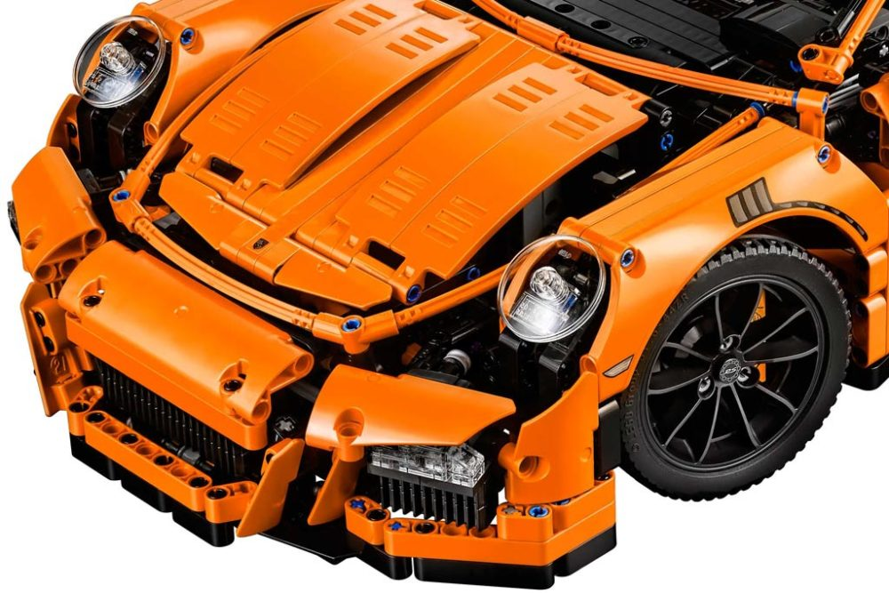 lego technic porsche 911 gt3 rs 42056 designer video. Black Bedroom Furniture Sets. Home Design Ideas