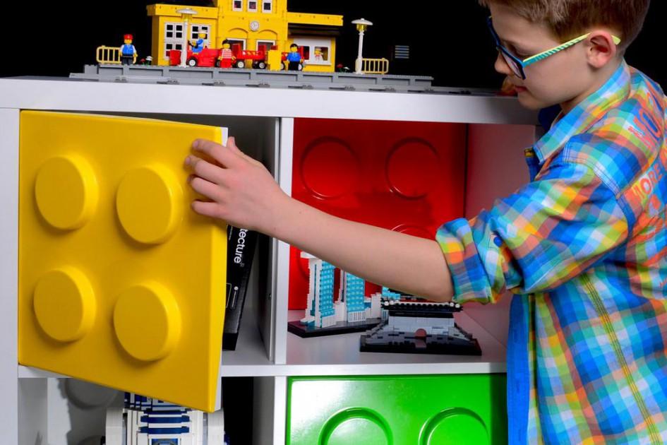 Perfekt fürs Kinderzimmer. Und... Arbeitszimmer von Papa. | © qlib