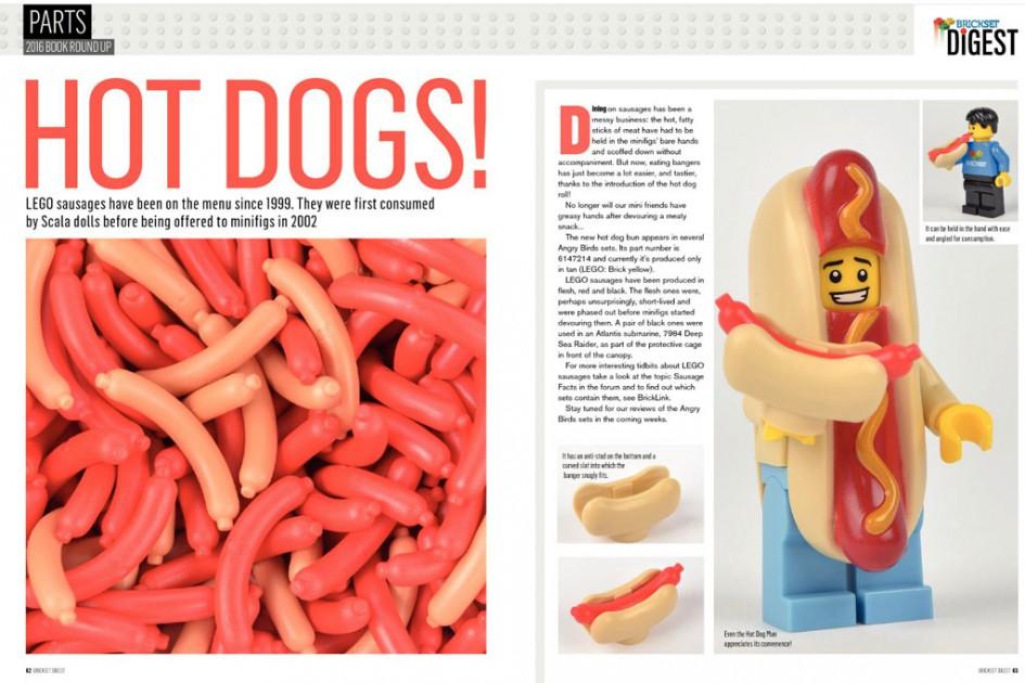Hot-Dogs! | © Brickset