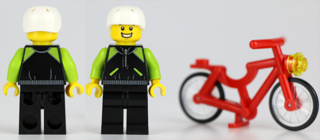 Fahrradfahrer mit Helm | © Andres Lehmann / zusammengebaut.com