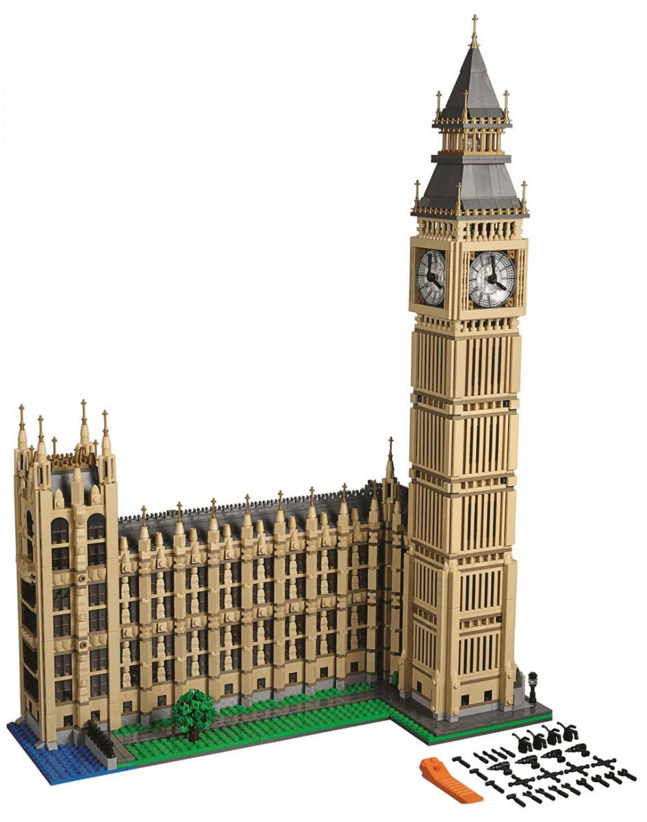 Lego Creator Expert Big Ben (10253) | © LEGO Group
