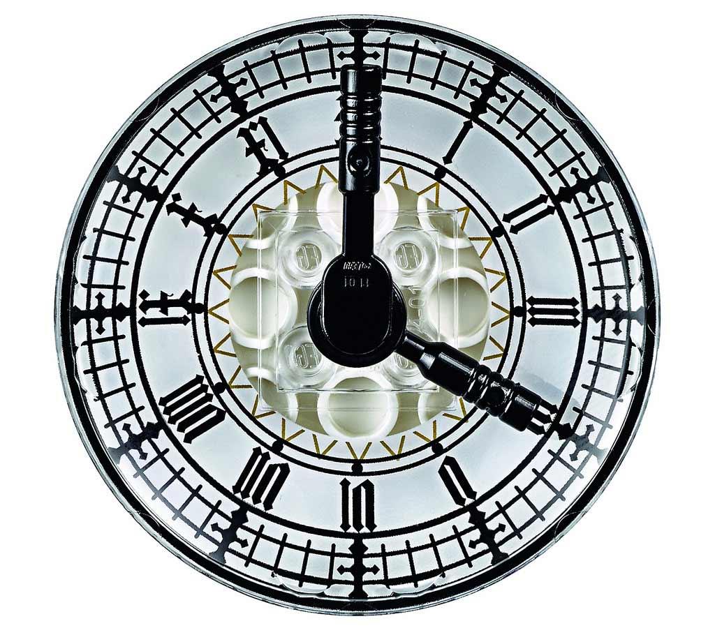 Es ist Zeit für den neuen Big Ben! | © LEGO Group