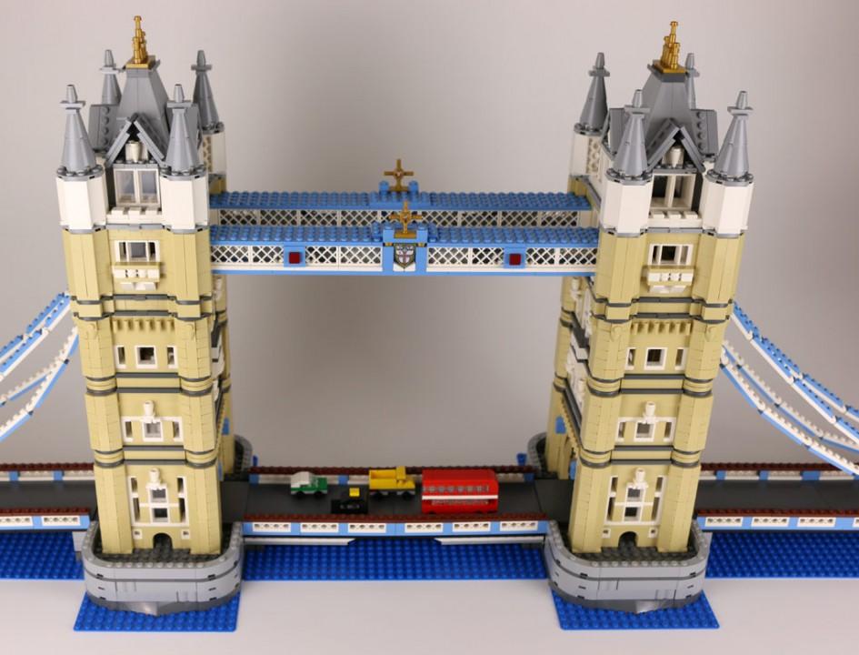 Lego Creator Tower Bridge (10214) | © Andres Lehmann / zusammengebaut.com