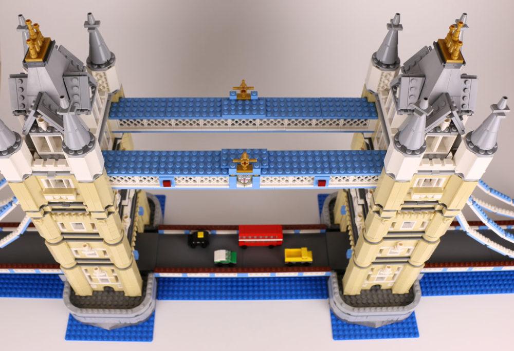 Lego Tower Bridge (10214) wird parallel zum Big Ben (10253) weiterverkauft