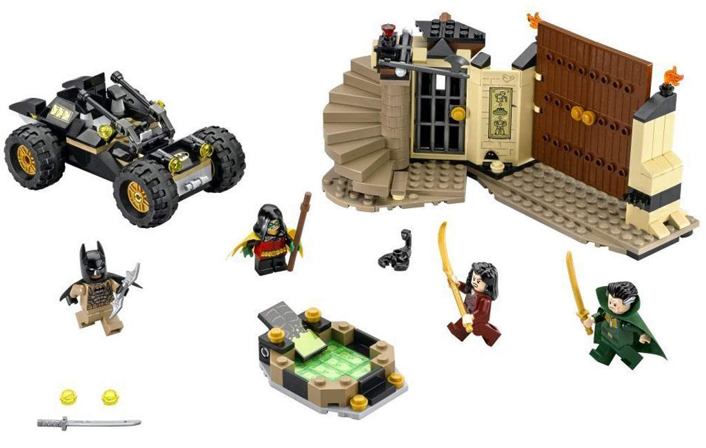 Die Rettung | © LEGO Group